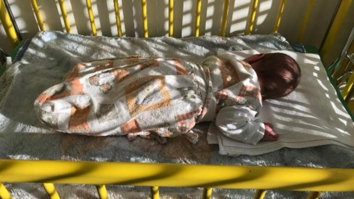 Egy újszülöttet hagytak a kecskeméti csecsemőmentő inkubátorban