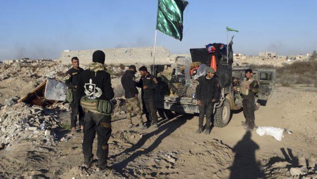 Készültségbe helyezték a szíriai határ mellett állomásozó iraki erőket
