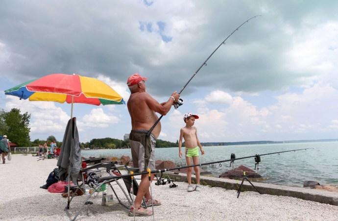 Remek hírt kaptak a horgászok