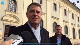 Johannis megszólalt magyarul, és boldog húsvéti ünnepet kívánt