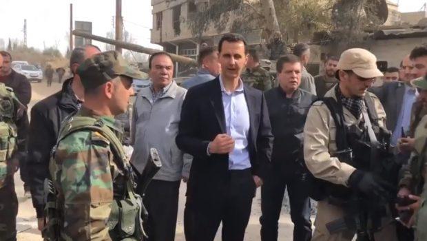 Szíriát visszafogadnák az arab államok