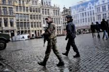 Terrorveszély: apokaliptikus állapotok Brüsszelben