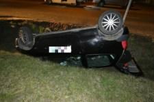 Azt hihették, szakít az anyag, de már a valóság volt: fejreállt a lopott autóval egy drogos váci testvérpár