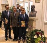 Szobrot emeltek a Székely Nemzeti Tanács megalapítójának Budapesten