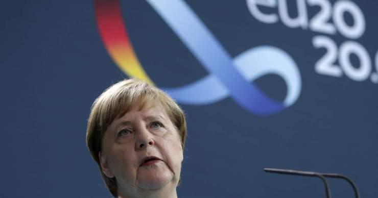 Washingtonba látogat júliusban Angela Merkel német kancellár