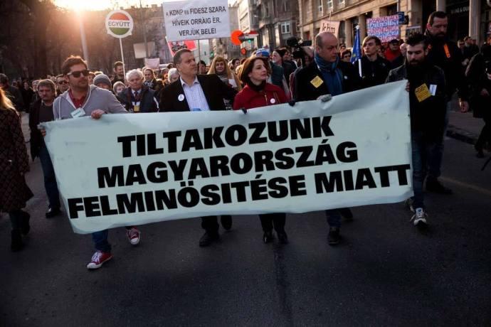 Gutát kapott a hazaáruló nagyon demokratikus hazai ellenzék