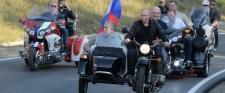 Putyin, a kemény fiú