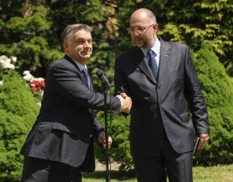 Orbán forrásmegvonással fenyegette meg az EMNP-t, ha államelnök-jelöltet állít a megalkuvó RMDSZ-szel szemben