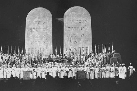 40 ezres zsidó gyűlés New Yorkban – lapszemle 1943-ból