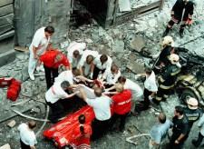 A 90-es években szinte naponta robbantottak