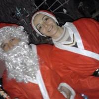 Karácsonyi felvételek Damaszkuszból