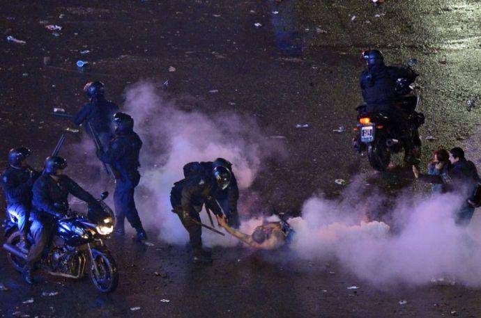 Zavargások törtek ki Buenos Airesben