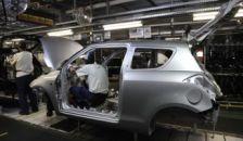 Visszafogta termelését a Magyar Suzuki