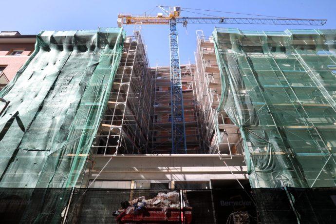 Látszik a dübörgő építőipar árnyoldala is