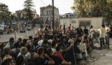 Ijesztő méreteket ölt a bevándorlóhullám a görögöknél