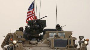 Az USA olajmezőket von ellenőrzés alá Szíriában