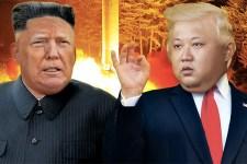 """Trump Észak-Koreát """"totális megtizedeléssel"""" fenyegette meg"""