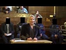 Fontos: Dr. Morvai Krisztina tanúvallomása Gergényiék perében – Mi történt?
