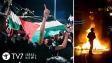 Izrael tart egy bekövetkező arab-zsidó polgárháborútól