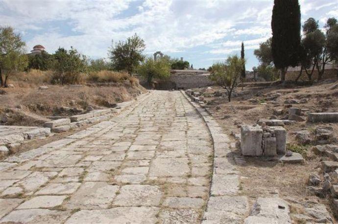 Az ókori görögök szent útját állították helyre Törökországban
