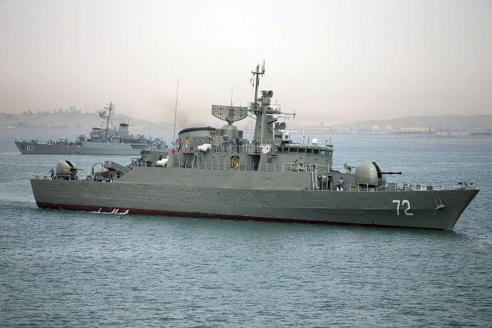 Orosz hadihajók jelentek meg a La Manche csatornában