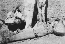 Amikor még az utcán árulták az egyiptomi múmiákat