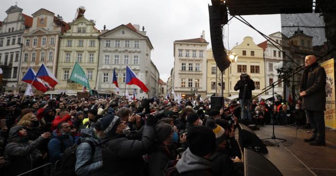 Csehországban is gond van a vakcinaellátással