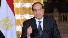 Egyiptomi elnök: Meggondolatlan próbálkozás volt az arab tavasz, amellyel kinyitották a pokol kapuit