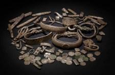 Vagyont érő viking leletre bukkant egy kincsvadász