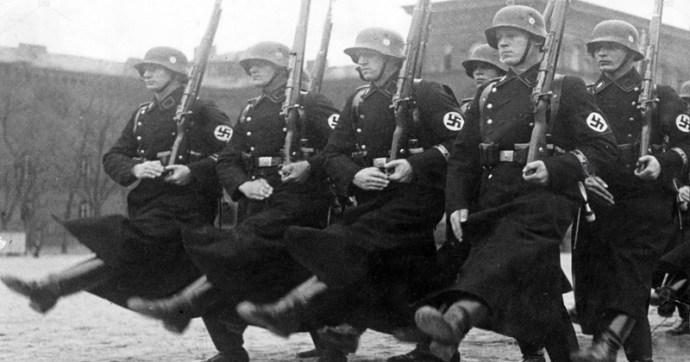 Az SS felfegyverzett csapatai