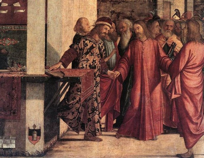 Mai evangélium – 2021. január 16.