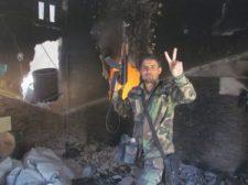 Damaszkusztól délre áttörték az Iszlám Állam utolsó védvonalát  (képek, videók)