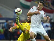 Románia – Magyarország  1:1 (1:0)