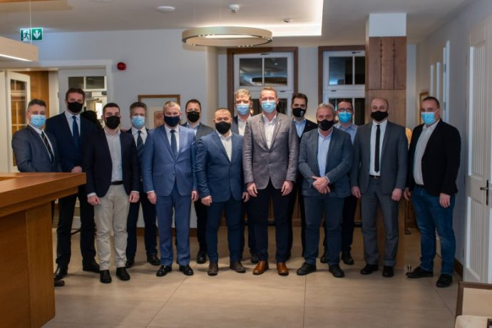 Szovátán találkoztak a székelyföldi városok magyar polgármesterei