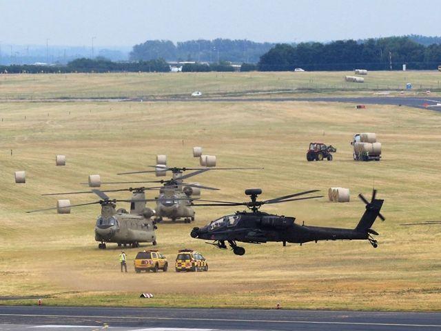 Lassan már hazajárnak a baráti Amerikai Egyesült Államok harci gépei Ferihegyre