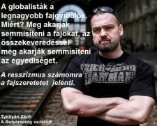 A GLOBALISTÁK LEGNAGYOBB FAJGYŰLÜLŐK…
