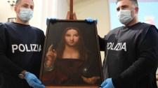 Megkerült a világ legdrágább festményének a mása