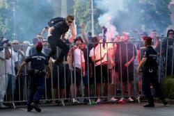 Provokáció a toleranciára vágyók vonaglásán – Megszólal az egyik vármegyés előállított