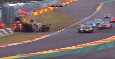 VIDEÓ: Borzalmas baleset – pályamunkásokat ütöttek el a Lamborghini-versenyen