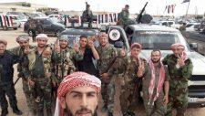 A Baqir Brigádok hadat üzent az amerikai megszállóknak Szíriában