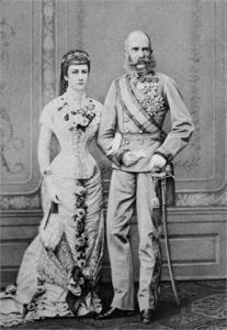 Ferenc József és Erzsébet királyné szerelme