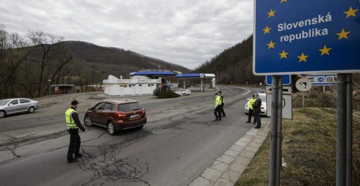 Új szabályok szerint léphetnek be Szlovákiába a szomszédos országokból érkezők
