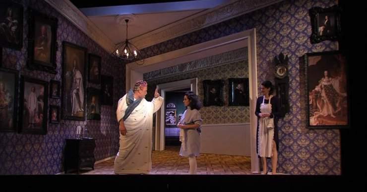 Bugrisok a kassai Thália színpadán
