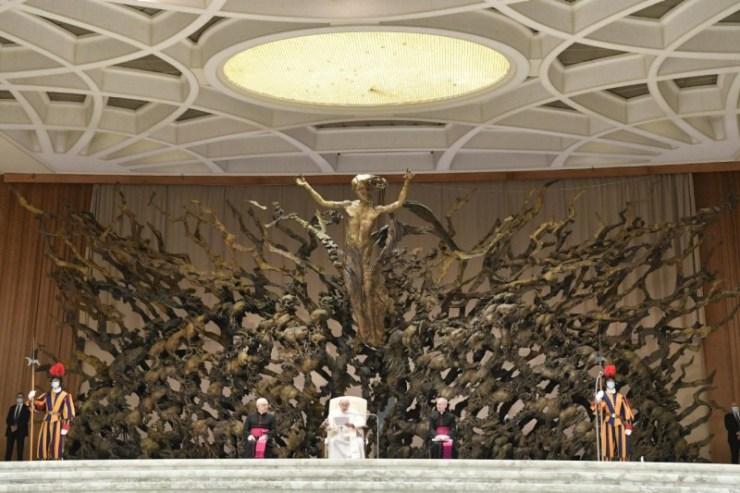 Ferenc pápa: Nincs más evangélium, csak Krisztusé!