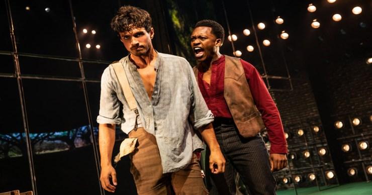 Visszatér a faji megkülönböztetés a Broadwayre, csak most fordítva