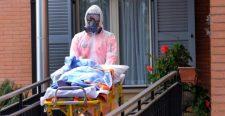 A közöltnél sokkal több halálos áldozata lehet a koronavírusnak Olaszországban