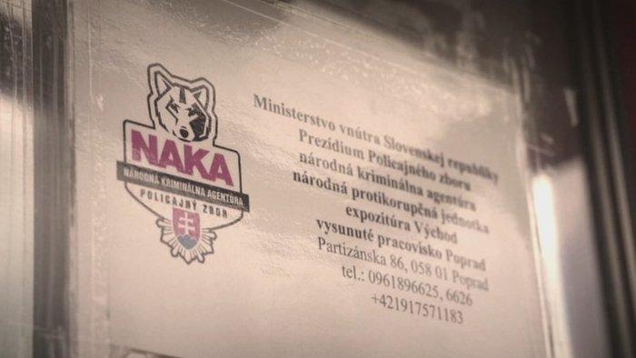 A belügyminisztériumi felügyelőség a NAKA-nál razziázik