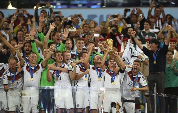 VB-2014 – Németország nyerte a brazíliai világbajnokságot
