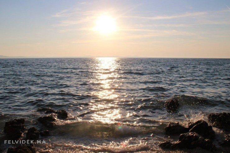 Napkeltében, napnyugtában halld meg a teremtett világ hívását!