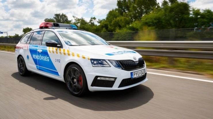 Ellepik a rendőrök Budapestet vasárnap
